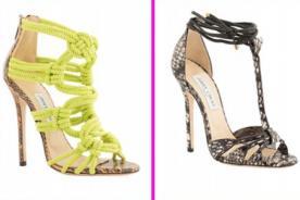 Primavera-Verano 2014: Jimmy Choo lanza su nueva colección de sandalias