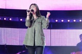 La Voz Perú: Angela Nam convenció a Kalimba con interpretación