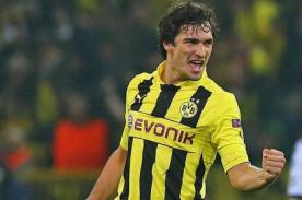 Defensa del Borussia Dortmund sería el nuevo fichaje del Barcelona