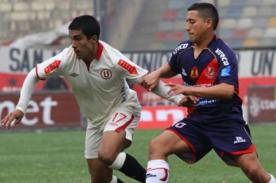 Descentralizado 2013: Universitario vs José Gálvez en vivo por GolTV