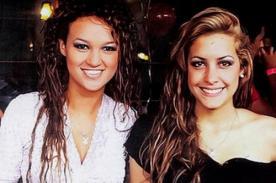 EEG: Foto muestra que Angie Arizaga y Milett Figueroa fueron amigas