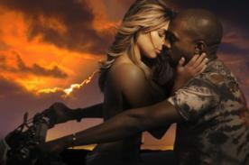 Subastan moto donde aparece Kim Kardashian y Kanye West en 'Bound 2'