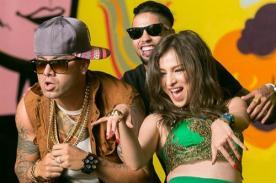 Wisin y Paty Cantú interpretarán el himno del Mundial Brasil 2014