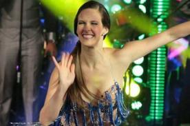 Emilia Drago fue eliminada de la final de Reyes del Show