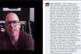 Comentario sobre Gian Marco se viraliza en Twitter