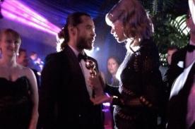Taylor Swift y Jared Leto en aparentes coqueteos - Fotos