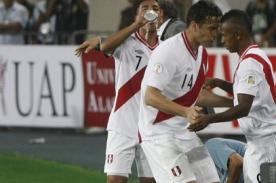 Claudio Pizarro y Jordy Reyna se enfrentarían en un amistoso