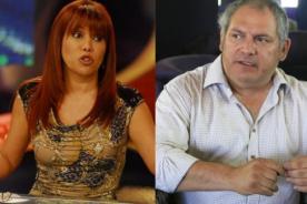 Magaly Medina: Álamo Pérez Luna es un enfermo de negación constante