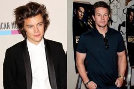 Harry Styles responde a Mark Wahlberg con invitación a concierto