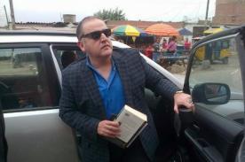 Beto Ortiz declarará sobre caso Ruth Thalía