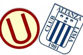 Goles del partido: Universitario perdió con Alianza Lima (1-0)