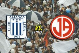 Alianza Lima vs. Juan Aurich: Estos son los precios del encuentro por la Copa Inca