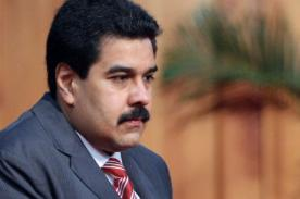 Nicolás Maduro criticó a artistas solidarizados con Venezuela