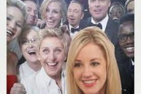 Ahora puedes tener tu propia selfie con las celebridades de los Oscar 2014