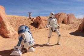 Viral: Star Wars baila al ritmo de Happy de Pharrell Williams - VIDEO