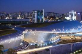 Inauguran un centro de convenciones futurista en Seúl - Fotos