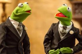 Los Muppets se visten de Brooks Brothers para su nueva película