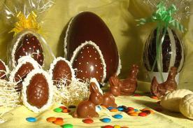 Semana Santa 2014: Receta para preparar deliciosos huevos de pascua