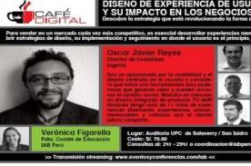 IAB Perú prepara su primer Café Digital 2014