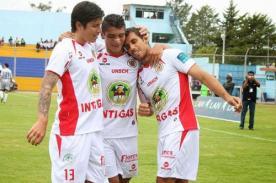Inti Gas venció 2-0 a Real Garcilaso en Ayacucho - Copa Inca 2014