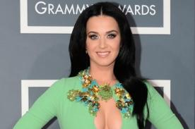 ¿Katy Perry se acordó de su ex durante entrevista con Jimmy Kimmel? -VIDEO