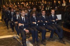 FC Barcelona: Mira aquí la transmisión del último adiós a Tito Vilanova - En vivo