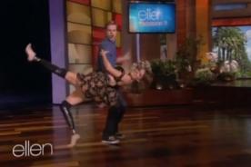 Conoce la increíble historia de Amy Purdy, una bailarina sin piernas - VIDEO