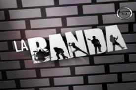 Forma parte del público de La Banda, nuevo programa de Frencuencia Latina