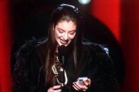Billboard 2014: Lorde ganó en 'Mejor Artista Nuevo' y 'Mejor Canción Rock'