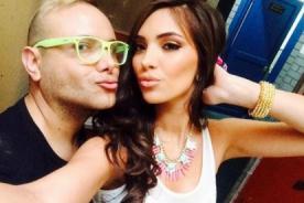 Carlos Cacho posa al lado de Natalie Vértiz- [Foto]