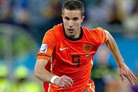 Mundial 2014: Abuelo de Van Persie imita gol de su nieto ante España