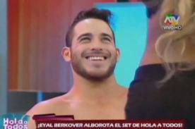 Melissa Paredes hizo baile hot para Eyal Berkover [Video]