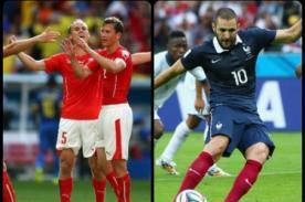 Minuto a minuto Francia vs Suiza (5-2) – Mundial Brasil 2014 – ATV En Vivo