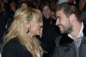 Shakira confiesa que no se casará con Piqué