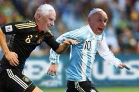 Mundial 2014: Ocurrentes memes circulan en redes sociales previo a la final
