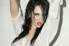 Lucía Oxenford hot: Modelo sorprende con sensual detrás de cámaras [VIDEO]