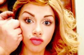 El Gran Show: ¡Xoana Gonzales sufre descuido y MUESTRA  esto por accidente! - VIDEO