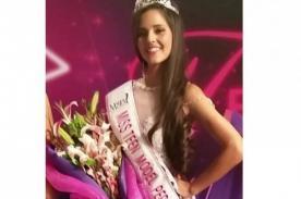 Esto Es Guerra: Salió del reality, ingresó a la universidad y ahora gana concurso de belleza!