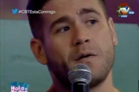 Combate: ¡Pancho Rodríguez le da clases de 'fidelidad' a Guty Carrera! - VIDEO