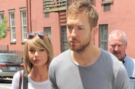 ¿Taylor Swift ya piensa en matrimonio con Calvin Harris?