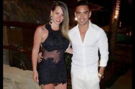 Esto Es Guerra: ¿Diego Chávarri confirma embarazo de Melissa Klug? - FOTO