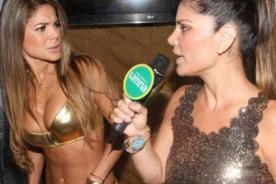 Sandra Arana cuenta lo peor que le hizo Vanessa Jerí
