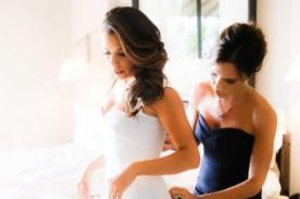 Ricky Martin, Victoria y David Beckham bailaron en boda de Eva Longoria