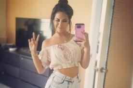 Andrea Luna Instagram: Deja sorprendidos a fans con FOTAZO