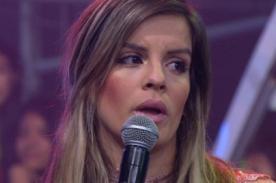 ¿Productor de El Gran Show hace el ridículo al humillar a Alejandra Baigorria?