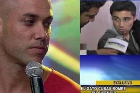 Rodrigo Cuba le responde a Bruno Agostini tras confesión íntima con Melissa Paredes