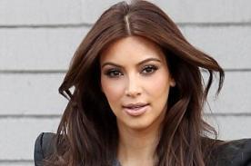 Kim Kardashian paraliza la red con caliente selfie