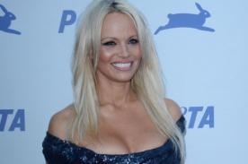 ¿Qué se hizo Pamela Anderson en la cara?