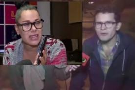 Periodista niega relación con Dayana Valenzuela y ella se indigna y revela lo que él no querrá decir