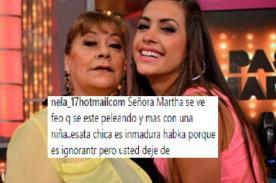 Milett Figueroa: Martha Valcárcel se pelea con fans de 'Milechi' en Instagram - FOTO